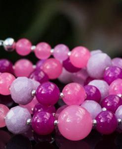 Perler i jade og candyjade