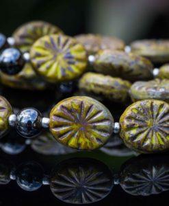 Perler i flot udformning